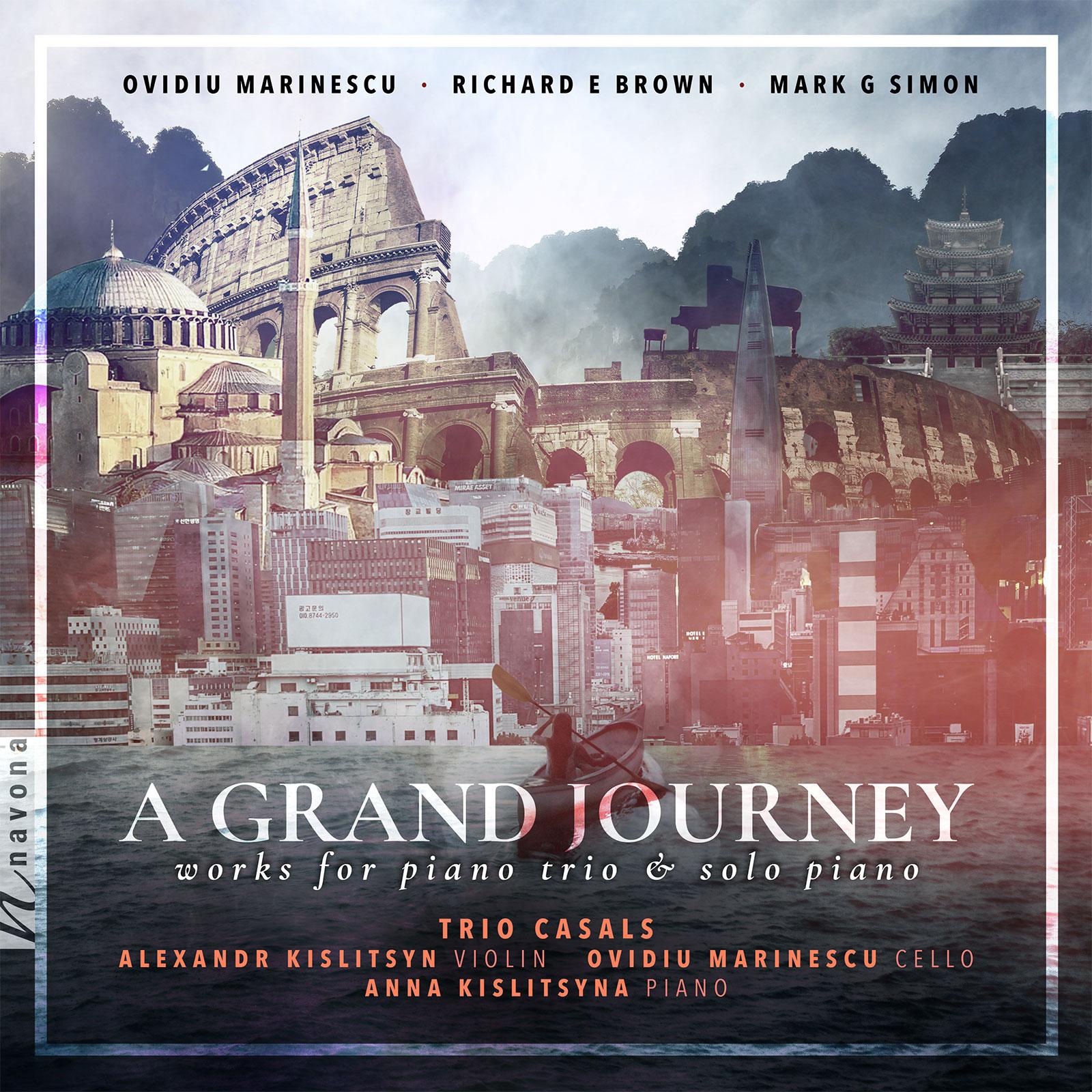 A Grand Journey - Album Cover