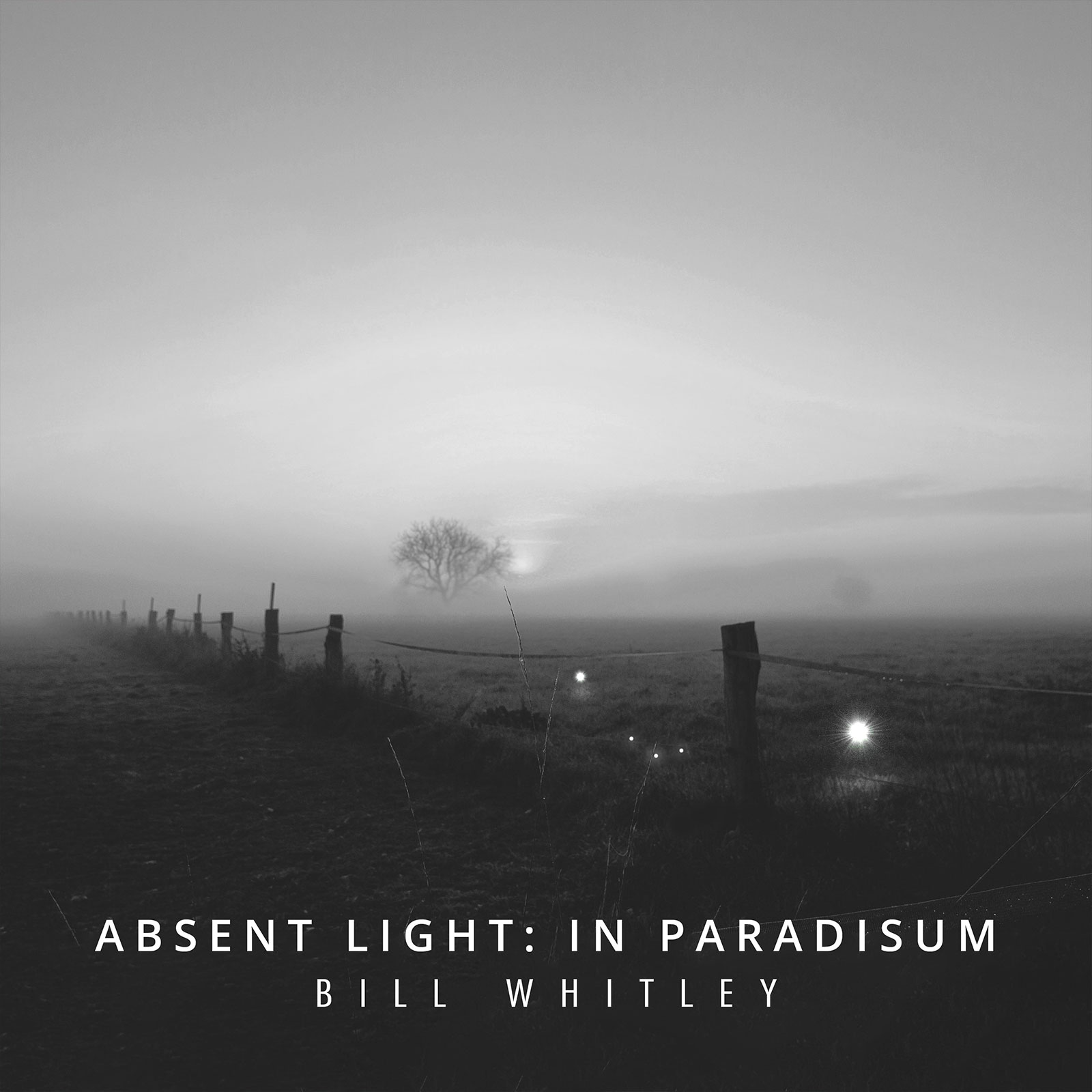 ABSENT LIGHT - Bill Whitley - Album Cover