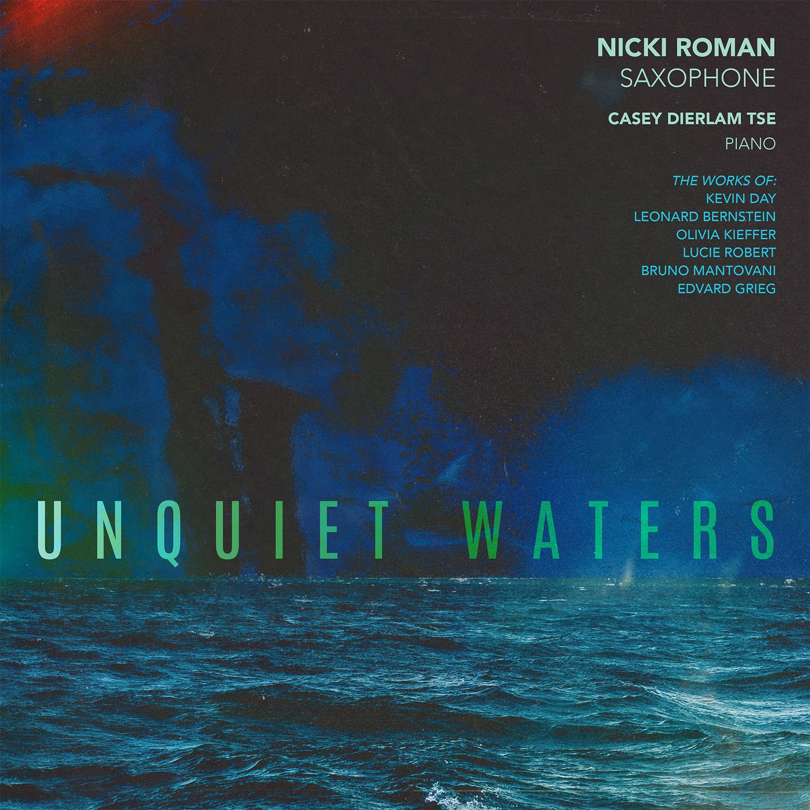 Unquiet Waters-Album Cover