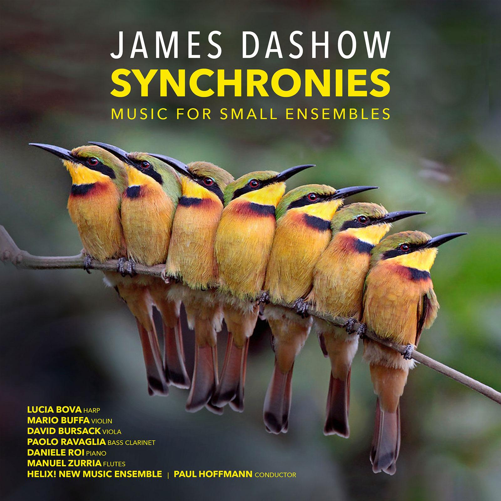 SYNCHRONIES-Album Cover