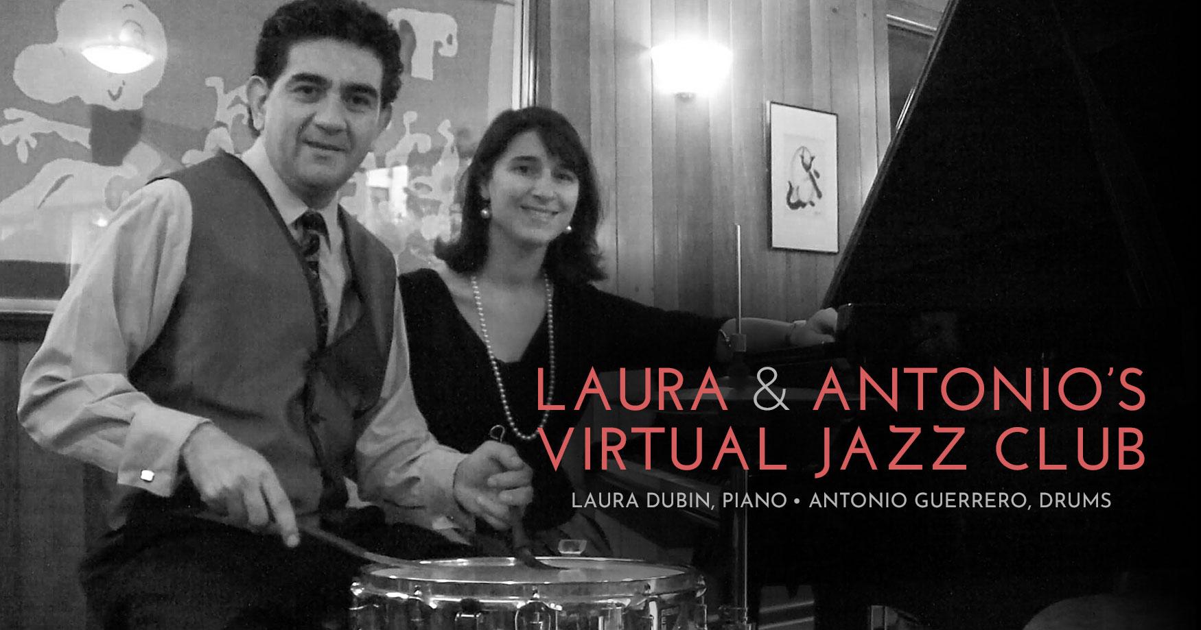 Laura & Antonio's Virtual Jazz Club