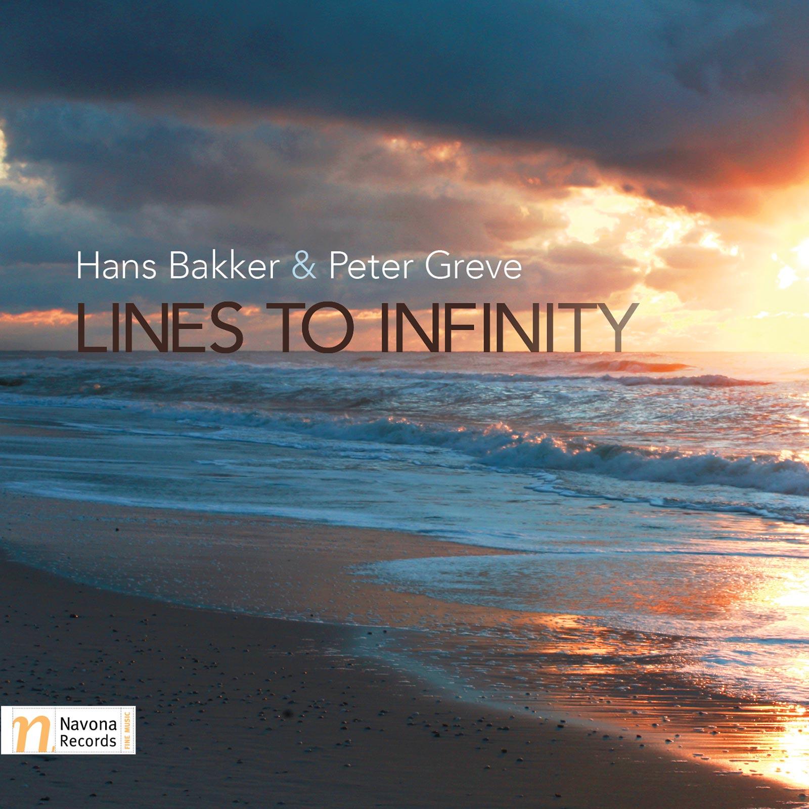 LINES TO INFINITY - album cover