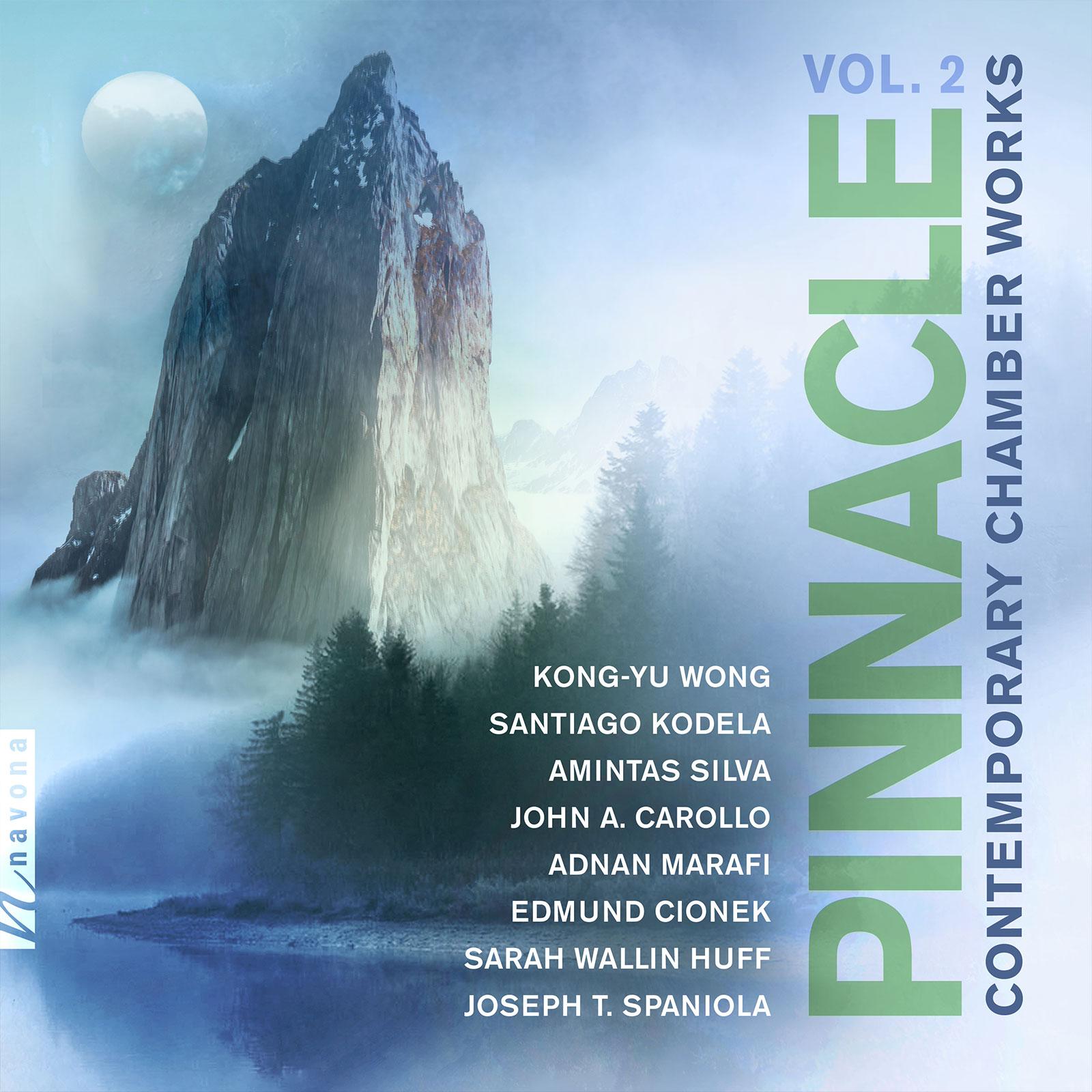 PINNACLE VOL. 2 - Album Cover