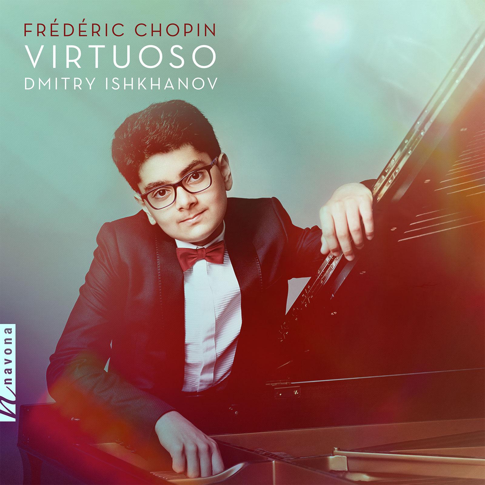 VIRTUOSO - Dmitry Ishkhanov - Album Cover