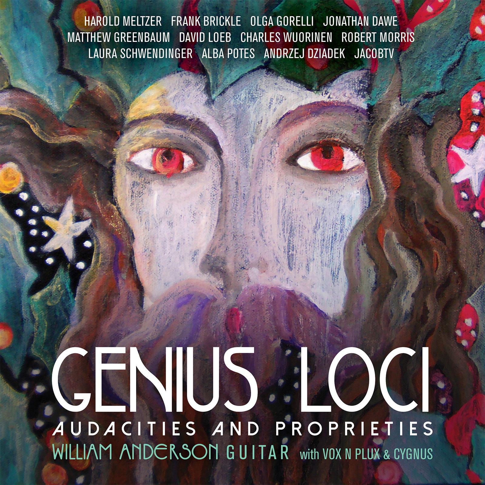 Genius Loci-Album Cover