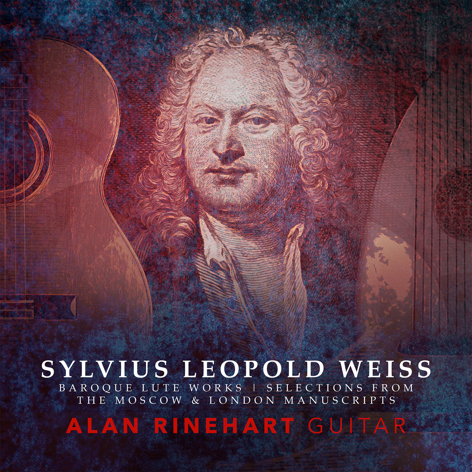 Sylvius Leopold Weiss-Album Cover