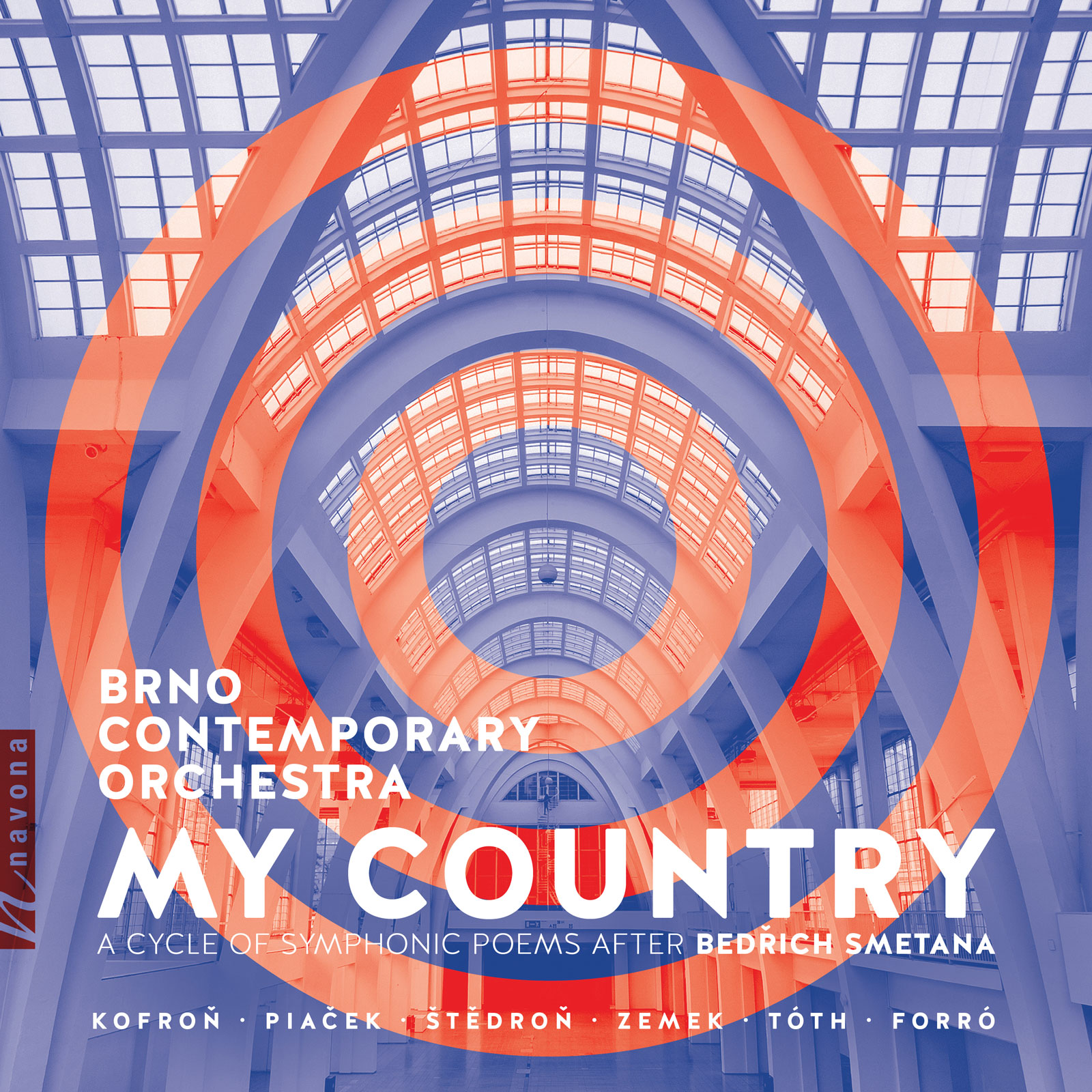 MY COUNTRY - Album Cover