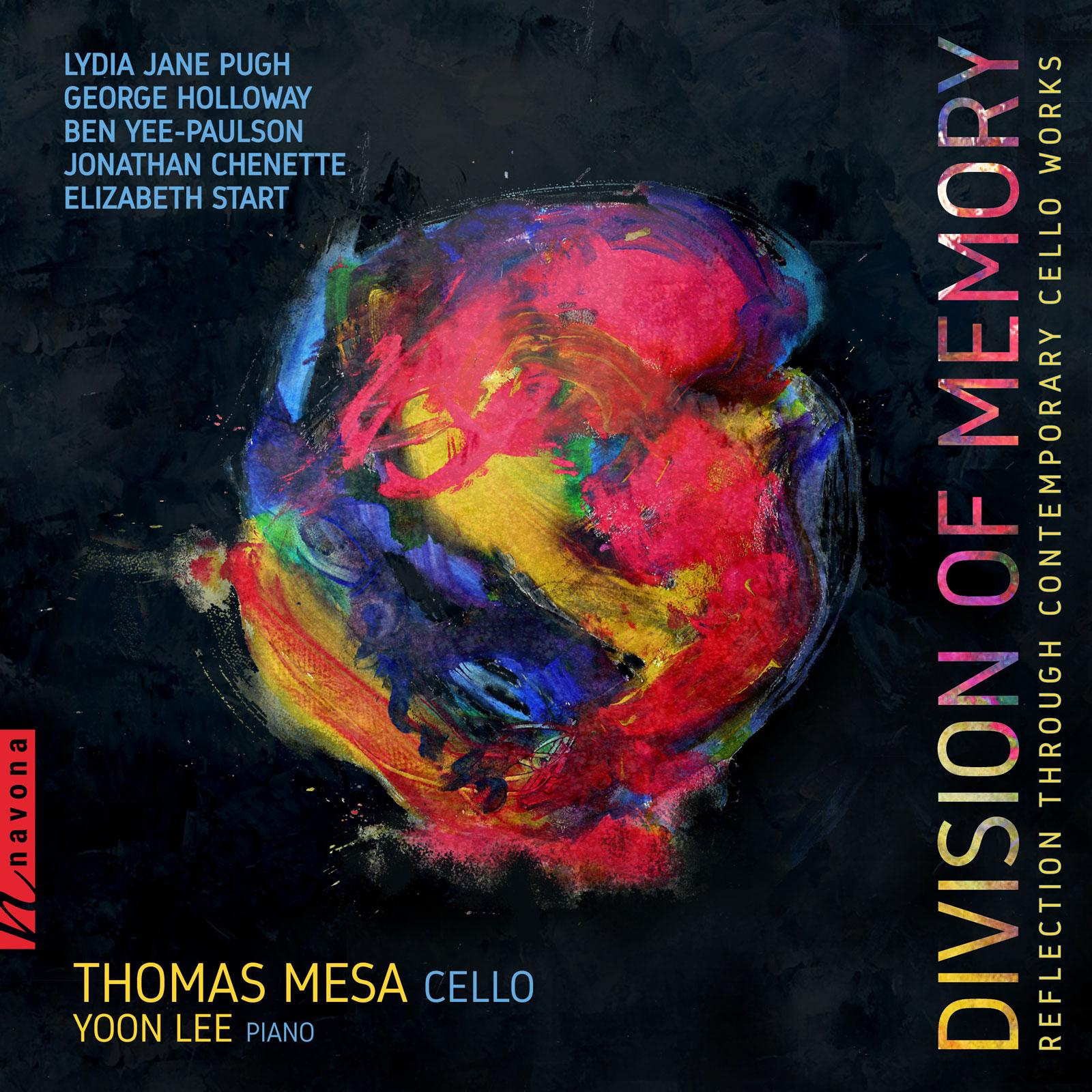 Division of Memory - Album Cover